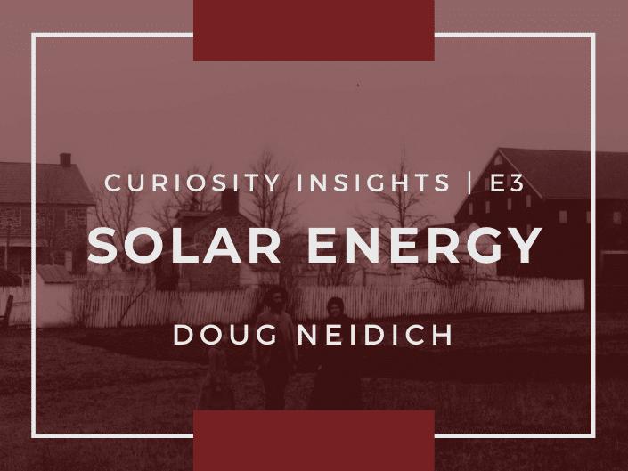 E3: Curiosity Insights / Solar Energy