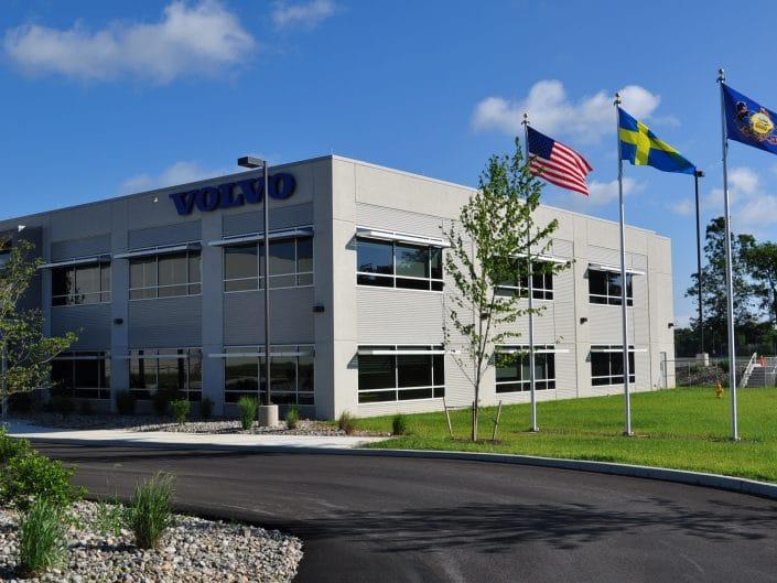 Volvo Construction Equipment North American Headquarters