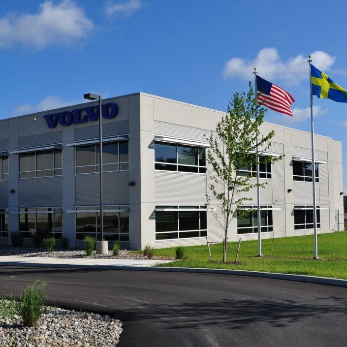 Volvo Northeast Headquarters